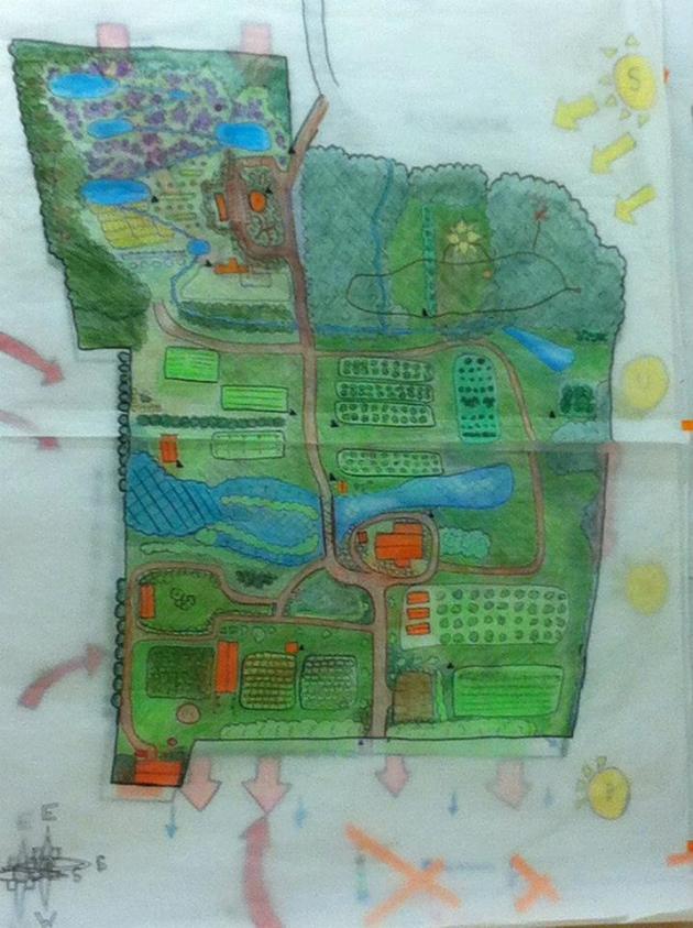 Student Design for UVM Hort Farm and Catamount Farm